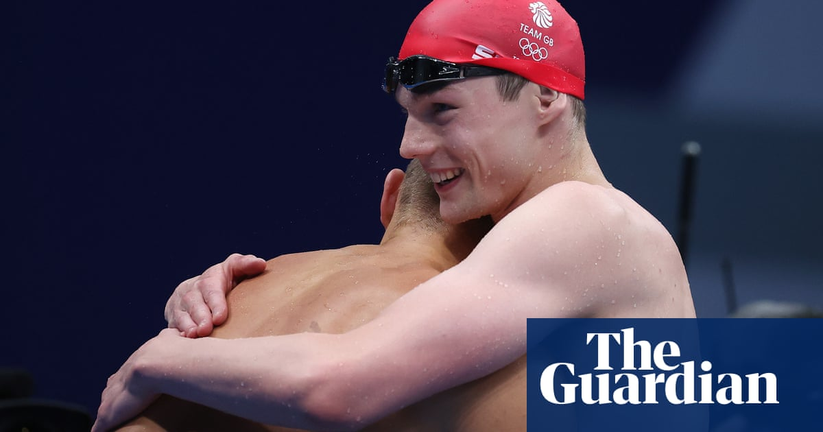'It's not really hit me': Duncan Scott struggles to grasp winning four medals
