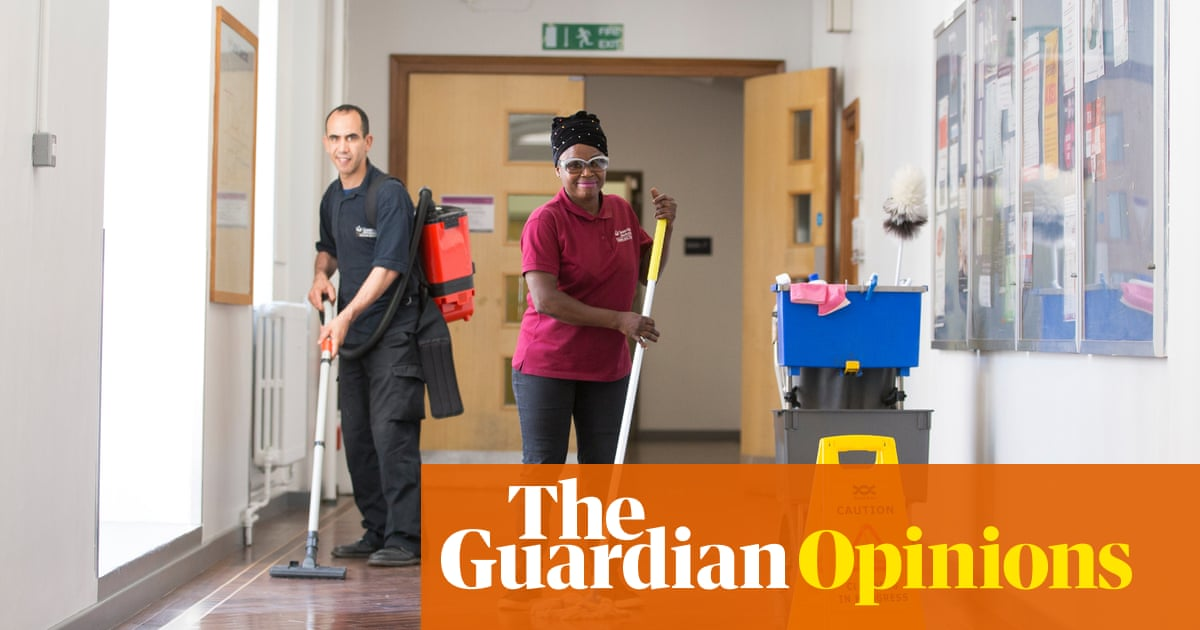 The cleaners who won fair wages and a way to belong | Aditya