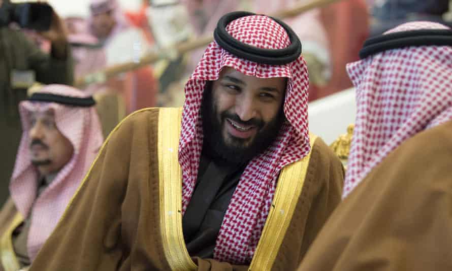 Crown Prince Mohammed bin Salman