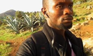 A still of Abou Bakar Sidibé from the film