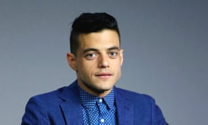 No one messes with that guy … Rami Malek.