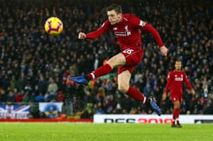 Andy Robertson has supplied 11 Premier League assists and two in the Champions League this season.