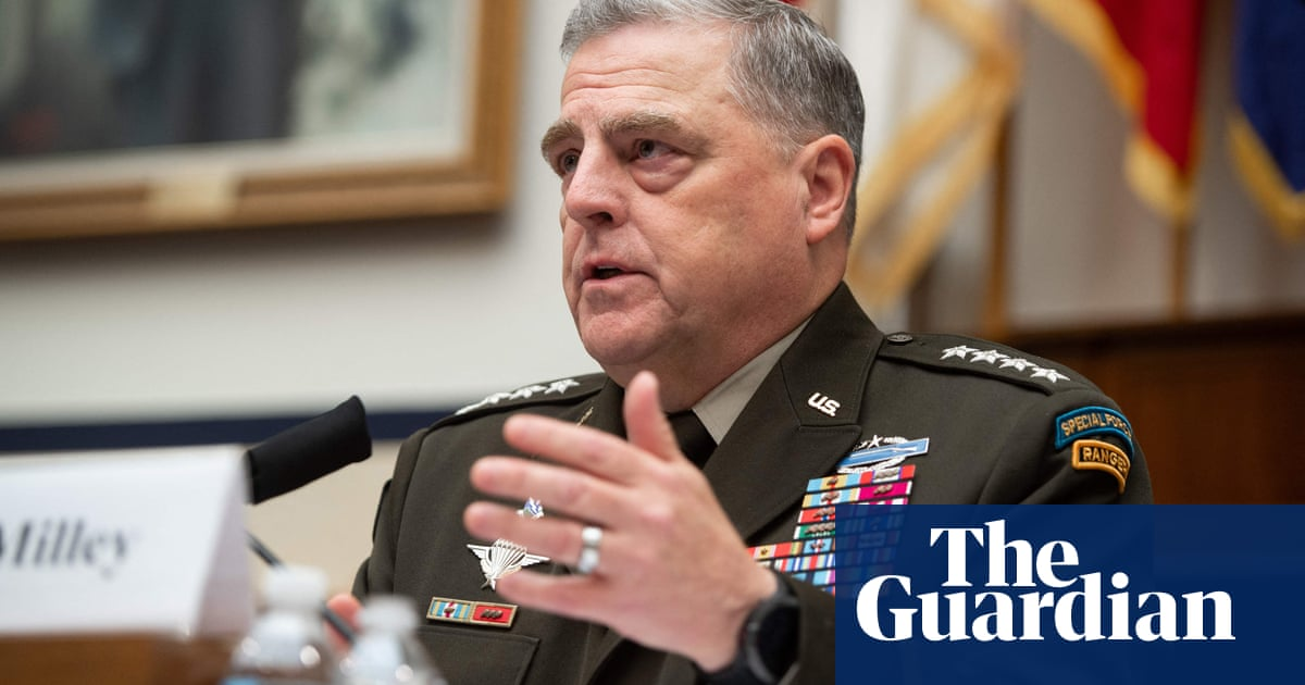 America's top general defends study of critical race theory by military