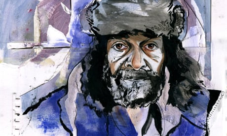 When Clive Dalrymple died homeless, he left his paintings. Do they hold clues to his death?