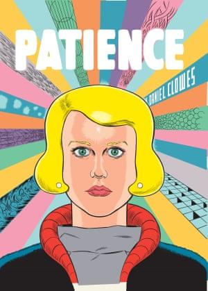 Patience by Daniel Clowe - Press cover image