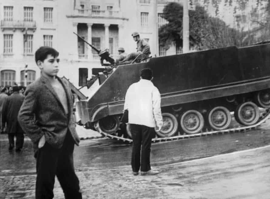 Athens, December 1967