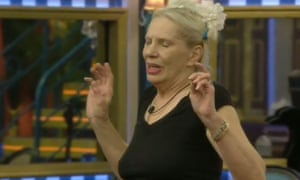 Angie Bowie on Celebrity Big Brother