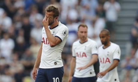 Tottenham are lacking unity and desire, admits Mauricio Pochettino