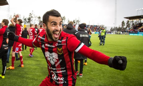 Östersund, the club with 'no history and no ideas' that took on Europe