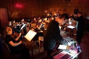 Barents Kamerata Orchestra and Symphocat perform Dedication to the North