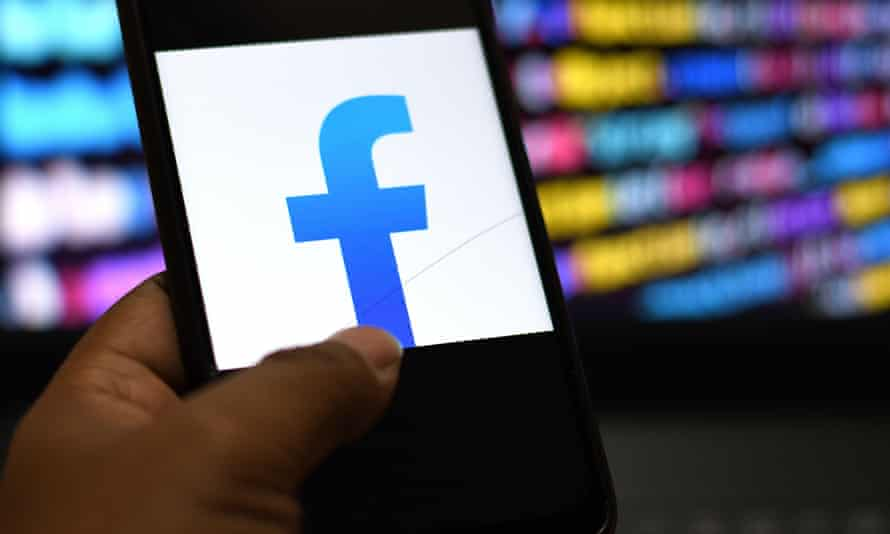 Facebook said it had 'removed a small number of the pages shared with us for violating our policies'.