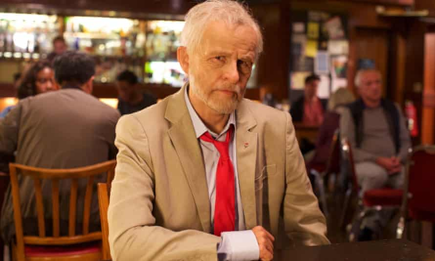 Tracey Ullman plays Jeremy Corbyn in Tracey Breaks the News.