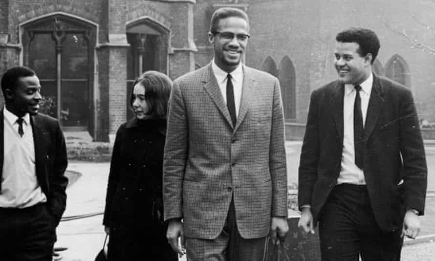 'Who will kill you, Malcolm?' … Malcolm X at The University of Oxford before the debate on extremism and liberty.