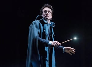 Jamie Parker in Harry Potter and the Cursed Child.
