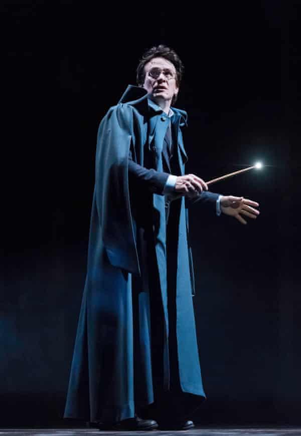 Jamie Parker Harry Potter