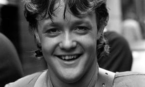 Keith Chegwin in 1982. His boyish looks and infectious enthusiasm were the perfect ingredients for children's television.