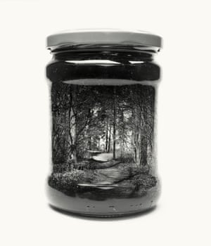 Path from Jarred & Displaced, a series by Finnish photographer Christoffer Relander