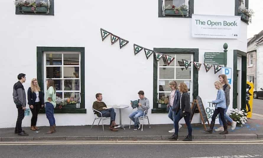 The Open Book in Wigtown.