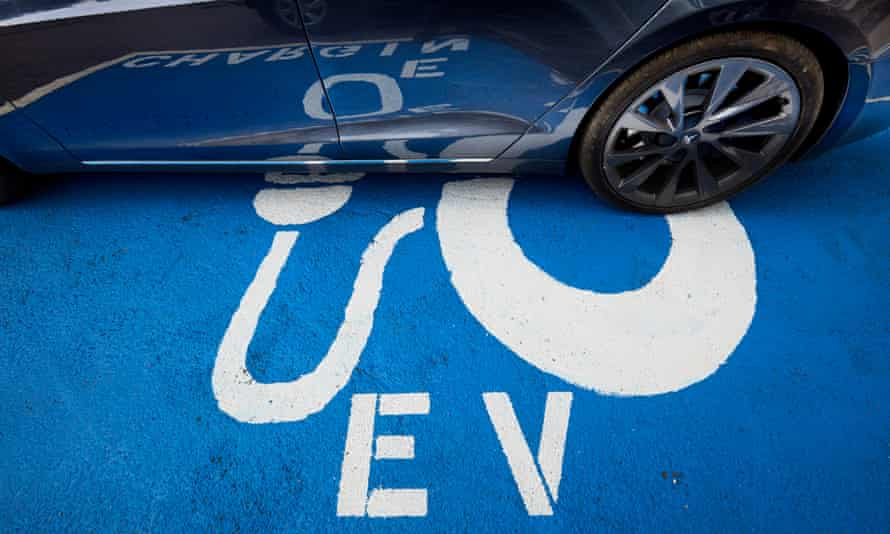 The government is aiming to phase out sales of new petrol and diesel cars by 2040.