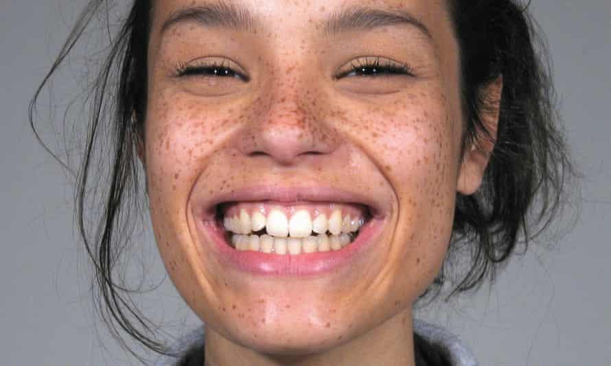 Healthy teeth, big smile.