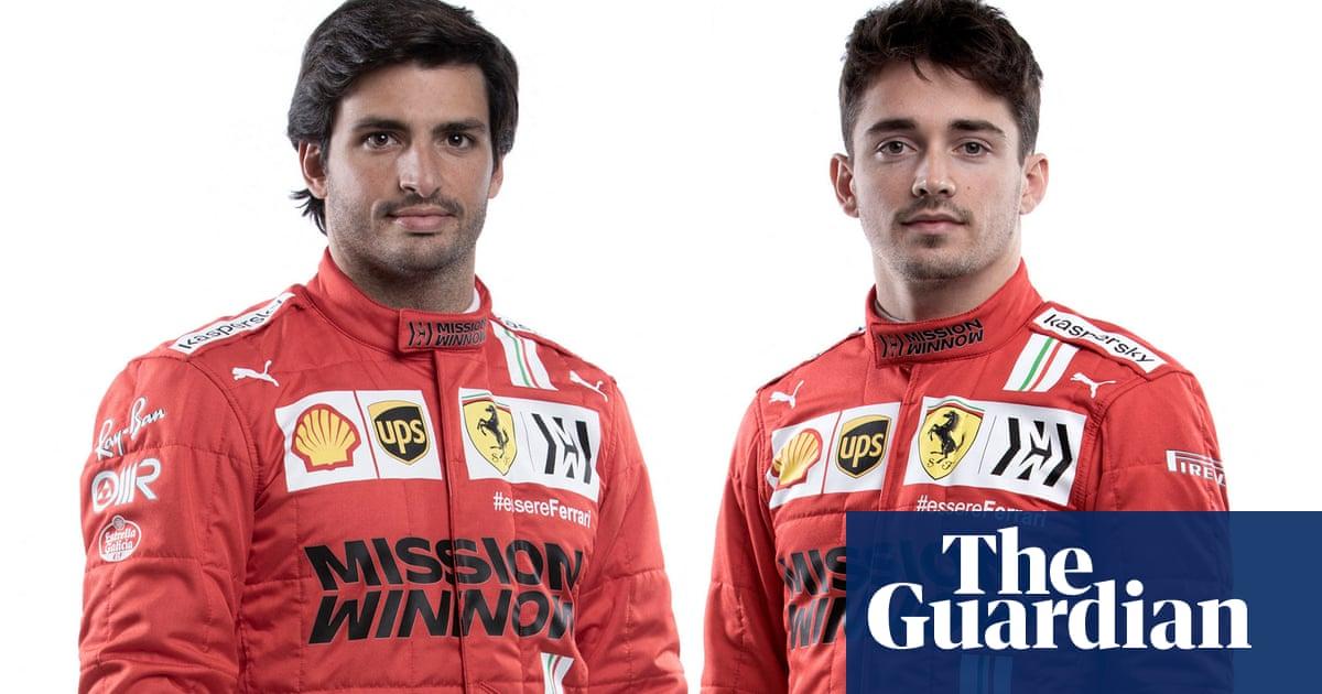 Lewis Hamilton gives us no fear, say Ferrari's Leclerc and Sainz