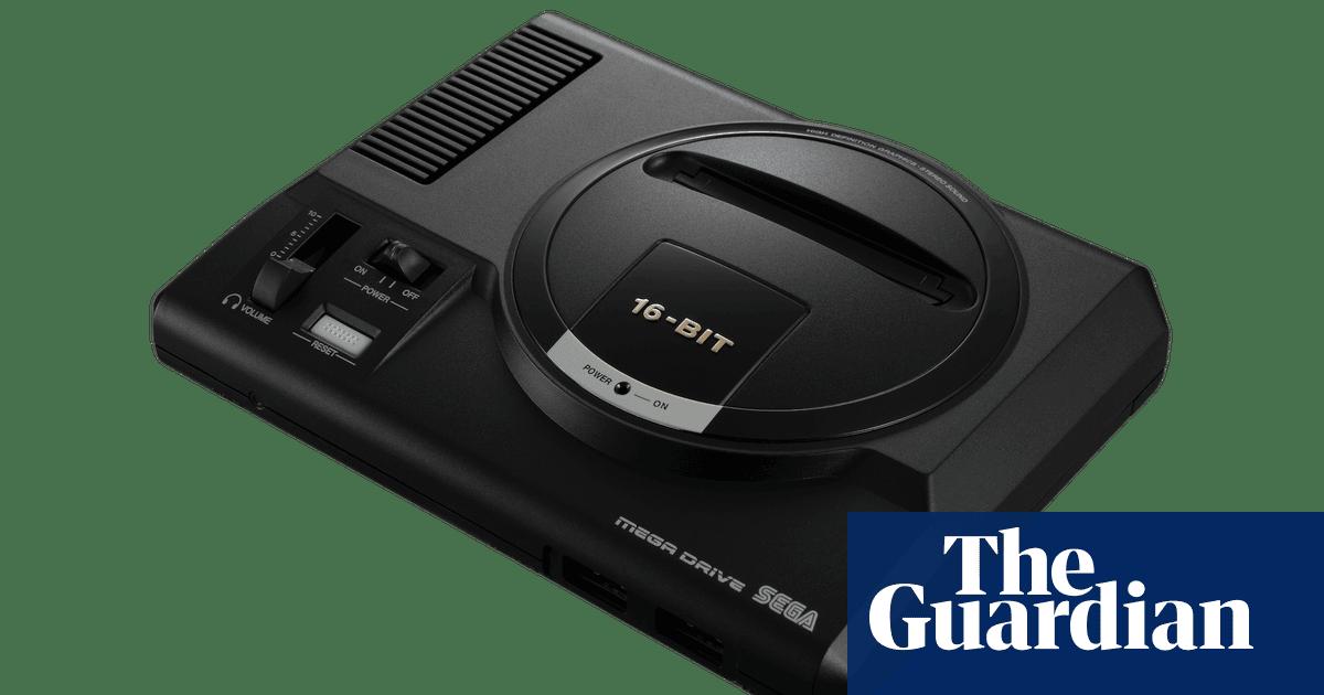 Sega Mega Drive Mini retro console arrives in September | Games