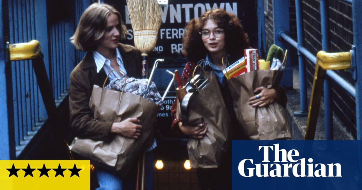 Girlfriends review – a lo-fi indie miracle about love and the city