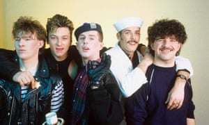 Relax … Frankie Goes to Hollywood are releasing a four-LP box set.