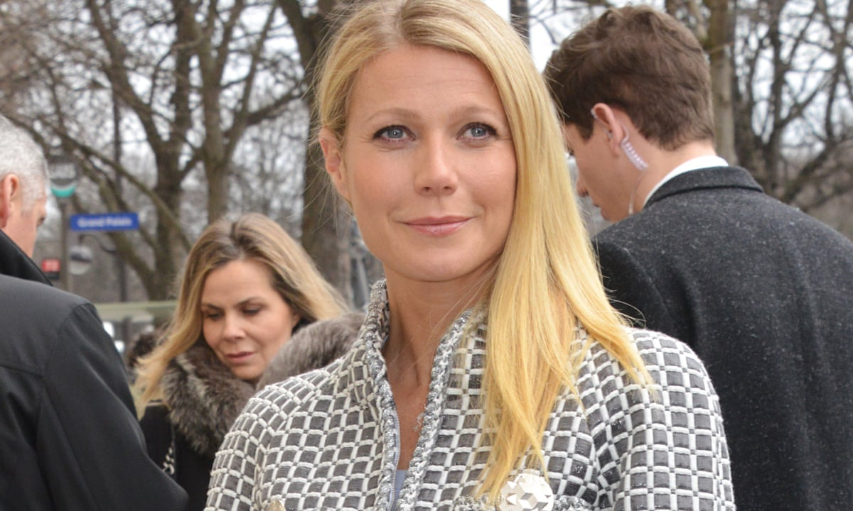 Gwyneth Paltrow's bee sting beauty treatment simply will not fly Dean Burnett