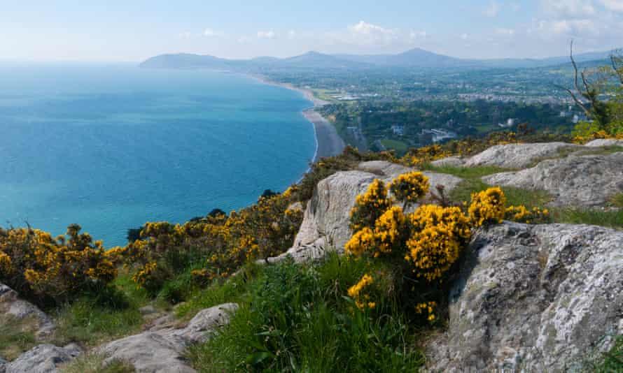 Killiney Hill, Dublin Bay