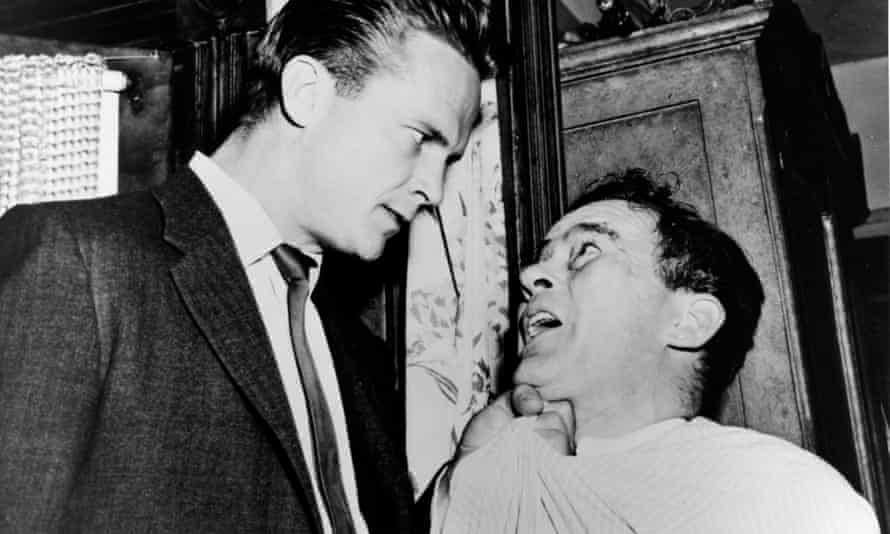 A still from 1995's film noir Kiss Me Deadly.
