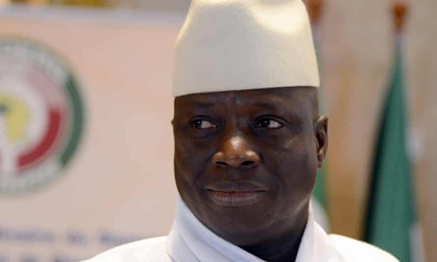 Yahya Jammeh says he will not hand over power to his successor, who is due to be inaugurated in January.