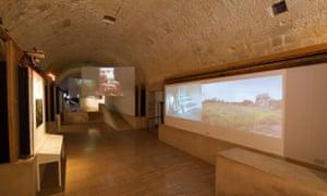 Cause and Effect exhibition at Spazju Kreattiv, Valletta, Malta.