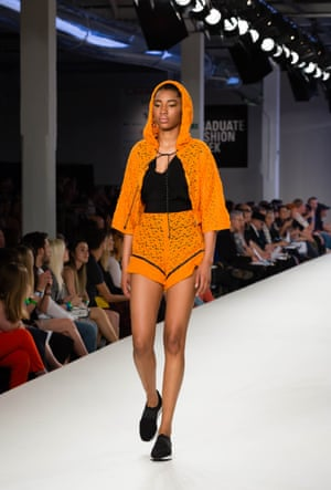 Shakeela Kennedy shows for GFW.