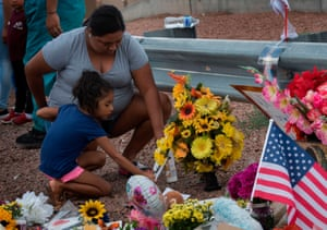 'After the El Paso massacre, people are saying out loud that the president is culpable. But he is gasoline on a fire laid long before.'