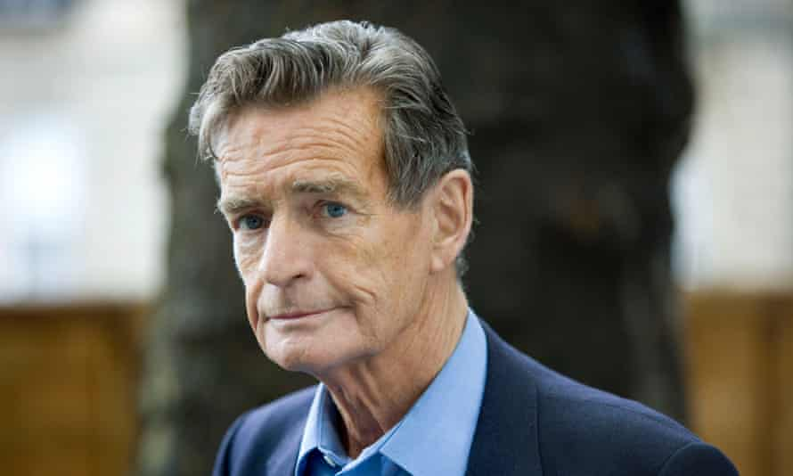Scottish novelist William McIlvanney