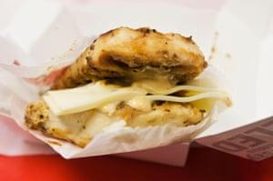 KFC - The Double Down