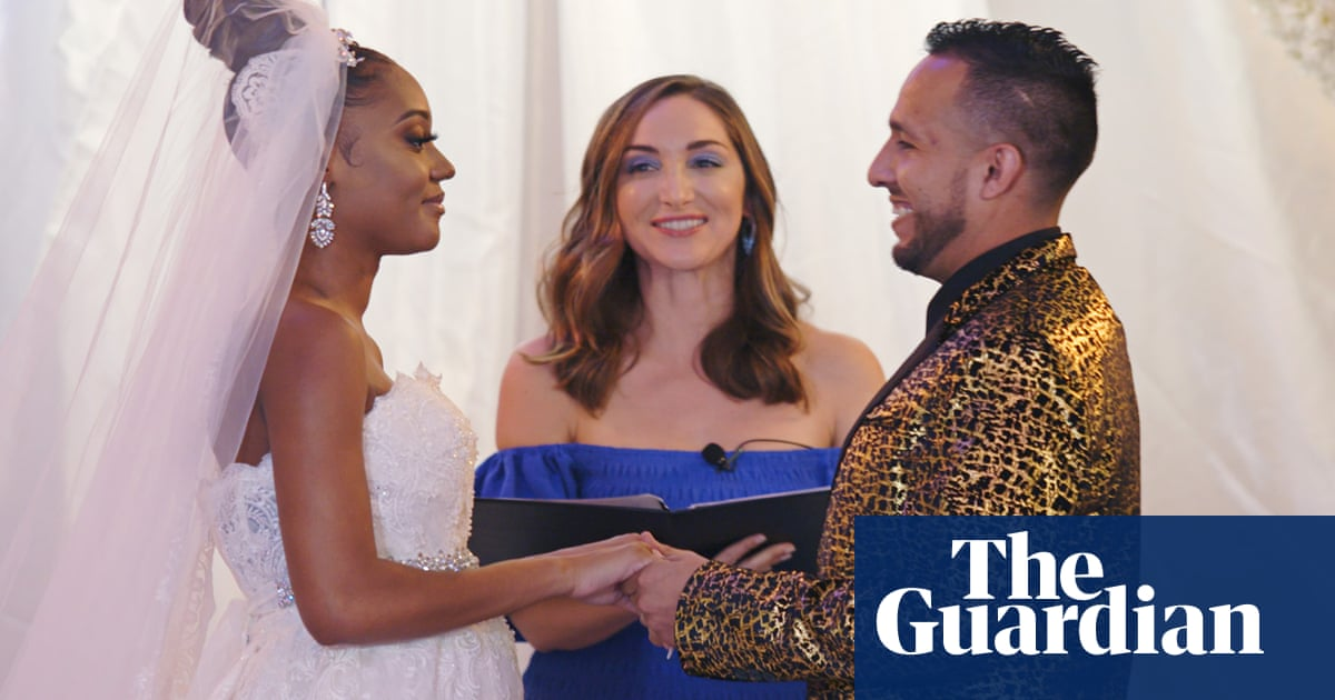 The Wedding Coach: glossy reality TV format is a marriage made in heaven
