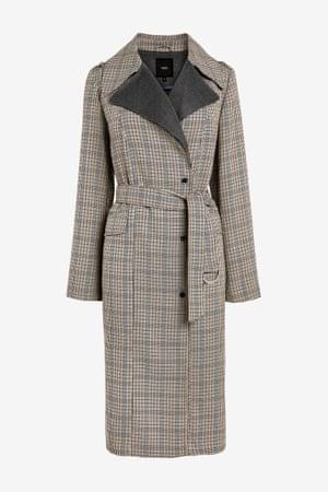 Next trench coat