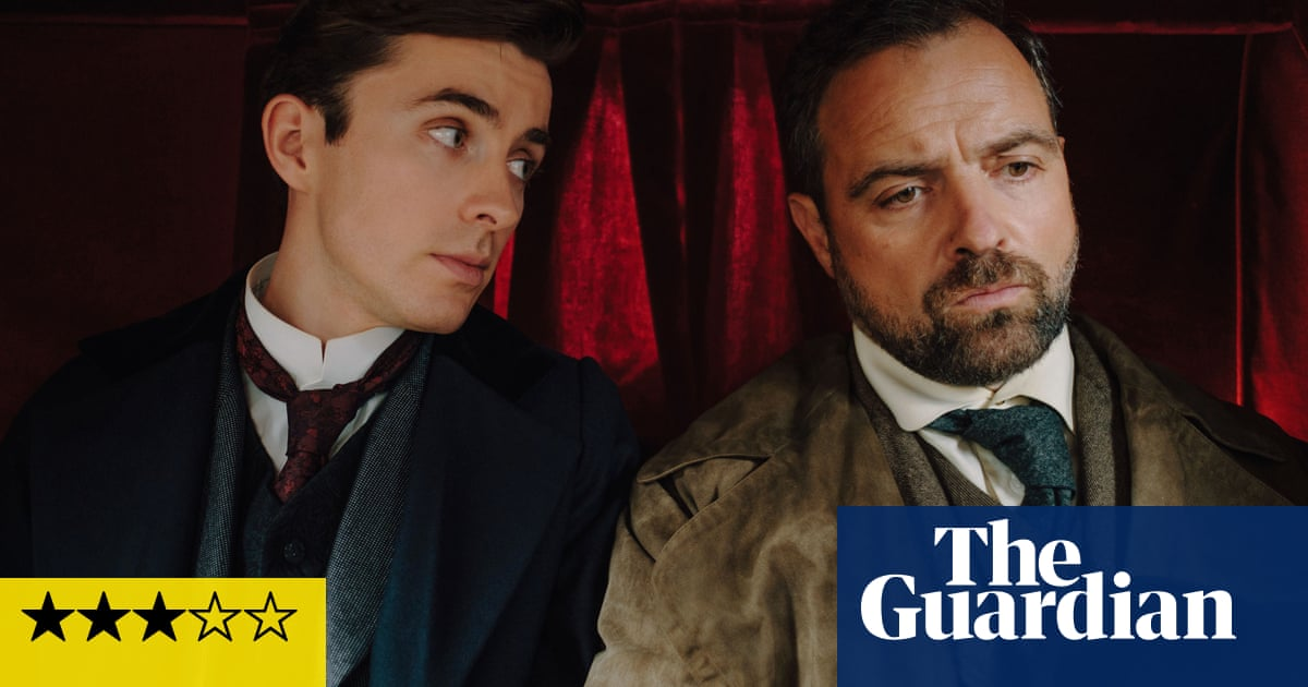 Vienna Blood review – so much like Sherlock it seems like a spoof