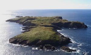 High Island or Ardoileán