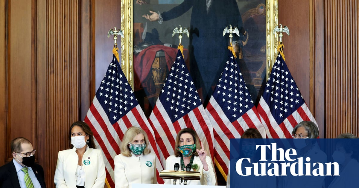 'It's a scandal, quite frankly': US Equal Rights Amendment still faces uphill battle