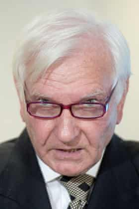 The former Conservative MP Harvey Proctor.