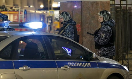 Three people 'shot dead' at intelligence agency office in Moscow