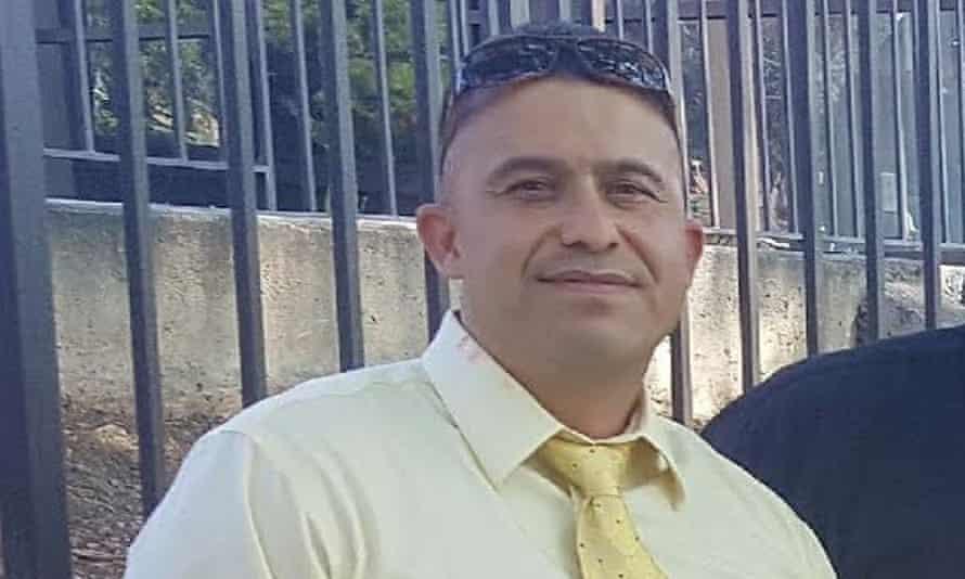 Nicolas Sanchez was described by relatives as 'a big-hearted person'.