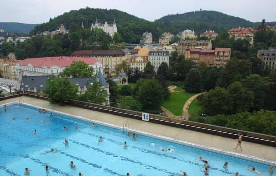 Bohemian BathsKARLOVY VARY, CZECH REPUBLIC