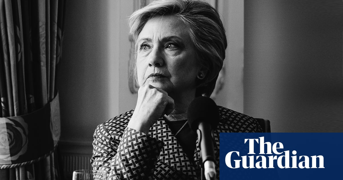 Hillary Clinton: 'There has to be a global reckoning with disinformation'