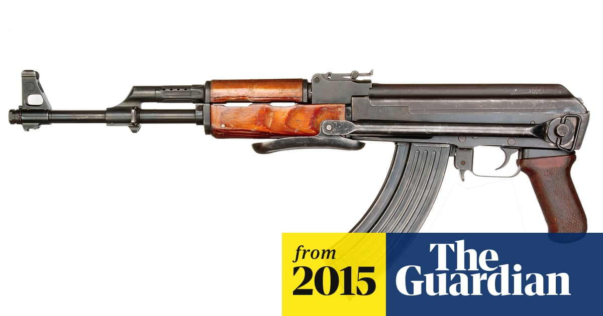 Why has the AK-47 become the jihadi terrorist weapon of