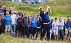 Padraig Harrington: 'It's huge for the Open to go back to Portrush'