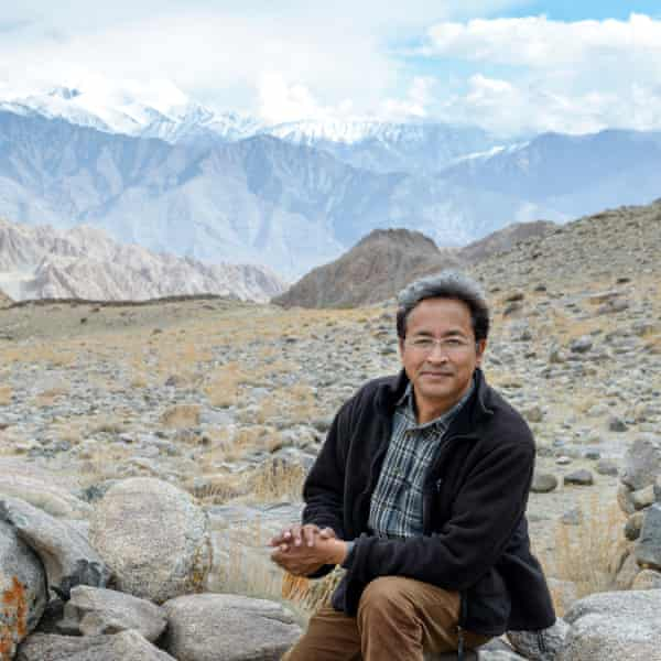 Wangchuck Sonam won the 2016 Rolex Award for Enterprise 2016 Laureate..